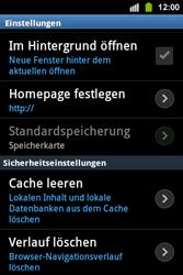 Samsung Galaxy Ace i - Internet - Manuelle Konfiguration - 1 / 1