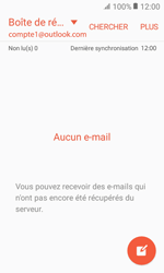 Samsung G389 Galaxy Xcover 3 VE - E-mail - Configuration manuelle (outlook) - Étape 7
