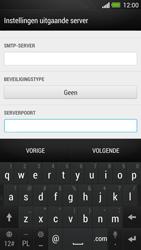 HTC One - E-mail - Account instellen (IMAP met SMTP-verificatie) - Stap 14