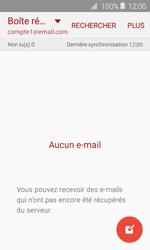 Samsung Galaxy J1 (2016) (J120) - E-mail - Configurer l