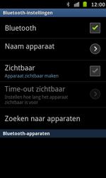 Samsung I9070 Galaxy S Advance - Bluetooth - Headset, carkit verbinding - Stap 7