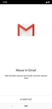 Nokia 8-1 - E-mail - handmatig instellen (gmail) - Stap 4