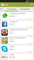Samsung Galaxy S 4 Active - Apps - Installieren von Apps - Schritt 8