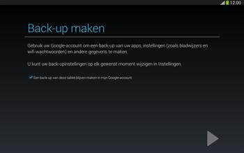 Samsung P5220 Galaxy Tab 3 10-1 LTE - Applicaties - Account aanmaken - Stap 22