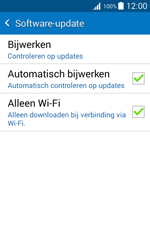 Samsung G388F Galaxy Xcover 3 - Software update - update installeren zonder PC - Stap 6