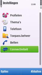 Nokia C6-00 - internet - handmatig instellen - stap 4