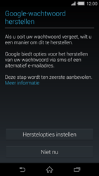 Sony D6503 Xperia Z2 - apps - account instellen - stap 12