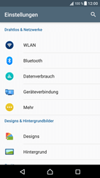 Sony Xperia XZ - Android N - Internet - Apn-Einstellungen - 1 / 1