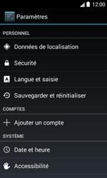 Bouygues Telecom Bs 403 - Aller plus loin - Restaurer les paramètres d'usines - Étape 4