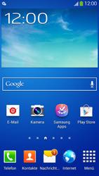 Samsung Galaxy S4 Active - MMS - Automatische Konfiguration - 4 / 12