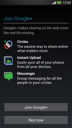 HTC One - Applications - Setting up the application store - Step 11