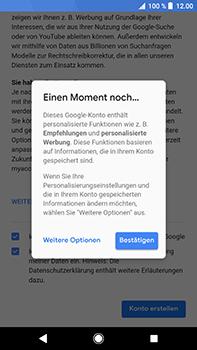 Sony Xperia XZ2 Premium - Apps - Konto anlegen und einrichten - Schritt 16