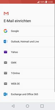 LG Q6 - E-Mail - Konto einrichten (gmail) - Schritt 7