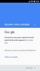 Samsung Galaxy Xcover 4 - Applications - Créer un compte - Étape 4