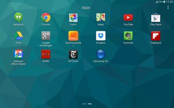 Samsung Galaxy Tab S 10.5 4G (SM-T805) - Applicaties - Downloaden - Stap 3