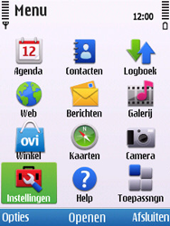 Nokia C5-00 - Voicemail - handmatig instellen - Stap 4