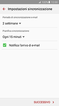 Samsung Galaxy A8 - E-mail - 032b. Email wizard - Yahoo - Fase 7