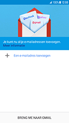 Samsung G930 Galaxy S7 - Android Nougat - E-mail - Handmatig instellen (gmail) - Stap 6