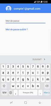 Samsung Galaxy S8 - E-mails - Ajouter ou modifier votre compte Gmail - Étape 11