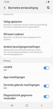 Samsung galaxy-s9-sm-g960f-android-pie - Beveiliging en ouderlijk toezicht - Hoe wijzig ik mijn SIM PIN-code - Stap 5