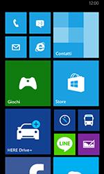 Nokia Lumia 635 - Applicazioni - Configurazione del negozio applicazioni - Fase 1