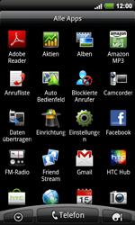 HTC A9191 Desire HD - Fehlerbehebung - Handy zurücksetzen - Schritt 5