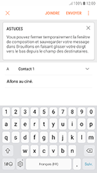 Samsung Galaxy J5 (2017) - E-mail - envoyer un e-mail - Étape 10