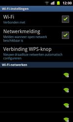 Samsung I8160 Galaxy Ace II - wifi - handmatig instellen - stap 7