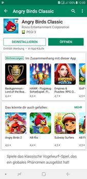 Samsung Galaxy J4+ - Apps - Herunterladen - Schritt 16