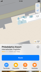 Apple iPhone 8 - iOS 11 - Indoor-Karten (Einkaufszentren/Flughäfen) - 10 / 12