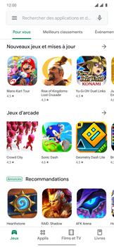 OnePlus 7T Pro - Applications - Télécharger une application - Étape 7