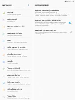 Samsung Galaxy Tab S2 9.7 - Android Nougat - Software updaten - Update installeren - Stap 4