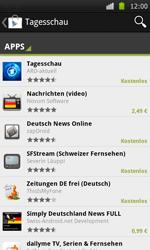 Samsung I9000 Galaxy S - Apps - Herunterladen - Schritt 6