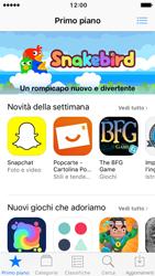 Apple iPhone 5 iOS 10 - Applicazioni - Come verificare la disponibilità di aggiornamenti per l