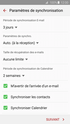 Samsung Galaxy S6 - E-mail - 032c. Email wizard - Outlook - Étape 7