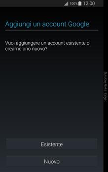Samsung Galaxy Note Edge - Applicazioni - Configurazione del negozio applicazioni - Fase 4