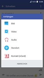 HTC U Play - MMS - Erstellen und senden - Schritt 17