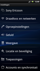Sony Ericsson MT15i Xperia Neo - Internet - buitenland - Stap 4