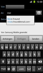 Samsung Galaxy Ace 2 - E-Mail - E-Mail versenden - 6 / 14