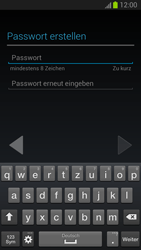 Samsung I9300 Galaxy S3 - Apps - Konto anlegen und einrichten - Schritt 8
