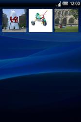 Sony Ericsson Xperia X8 - MMS - Erstellen und senden - Schritt 12