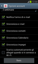 Samsung Galaxy S III Mini - E-mail - 032c. Email wizard - Outlook - Fase 9