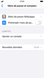 Apple iPhone SE - iOS 13 - E-mail - configuration manuelle - Étape 4