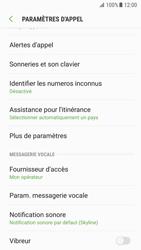 Samsung G930 Galaxy S7 - Android Nougat - Messagerie vocale - Configuration manuelle - Étape 6