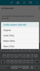 Samsung G900F Galaxy S5 - E-Mail - E-Mail versenden - Schritt 16
