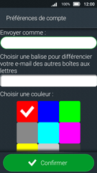 Doro 8031 - E-mails - Ajouter ou modifier votre compte Outlook - Étape 10