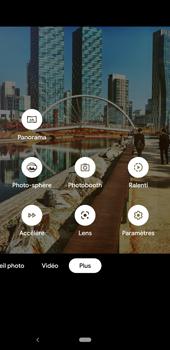 Google Pixel 3a - Photos, vidéos, musique - Créer une vidéo - Étape 9