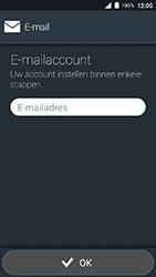 Doro 8035 - E-mail - Account instellen (IMAP met SMTP-verificatie) - Stap 5
