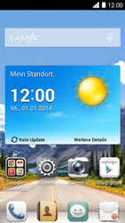 Huawei Ascend Y530 - Software - Update - Schritt 1
