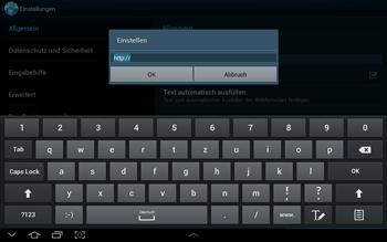 Samsung Galaxy Tab 2 10-1 - Internet - Manuelle Konfiguration - 23 / 25
